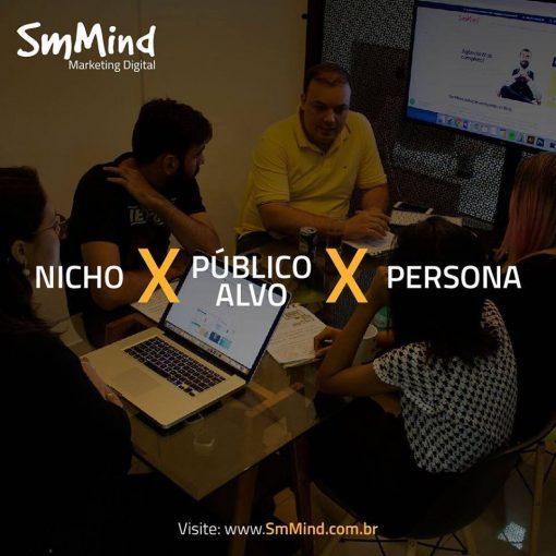 Nicho x Público-Alvo x Persona