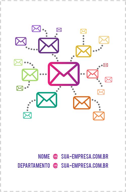 tenha quantos emails quiser