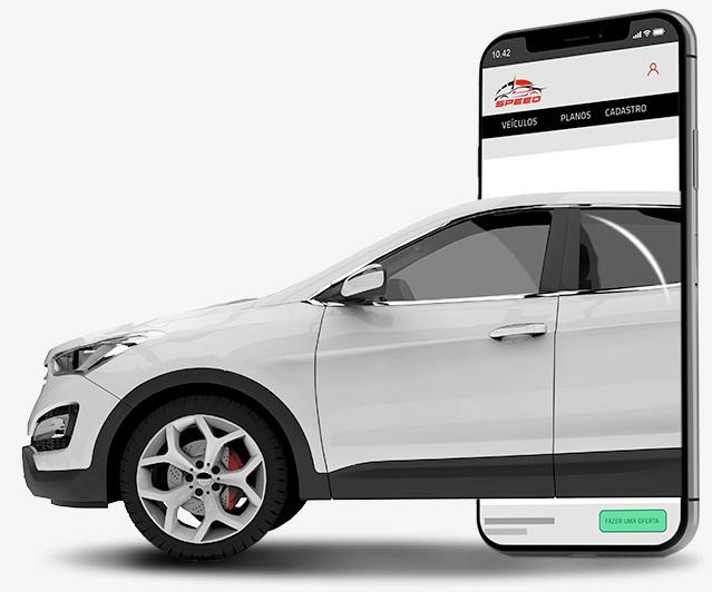 Site específico para revenda de veículos